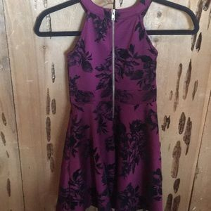 Nickie Lew Dresses - BEAUTIFUL BURGUNDY DRESS from FOREVER 21